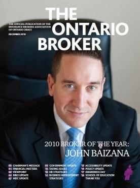 The Ontario Broker magazine