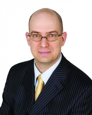 Martin Ouellet, regional sales manager, Applied Systems Canada Inc.