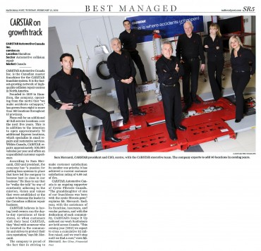 Canadas 50 Best Managed Companies - National Post