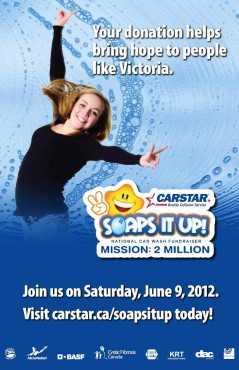 CARSTAR Soaps It Up 2012