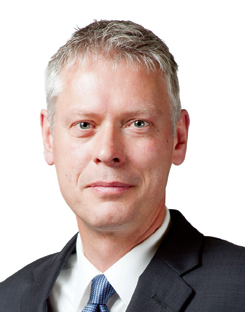 Leszek Bialy, vice president and head of alternative risk transfer for Zurich Canada