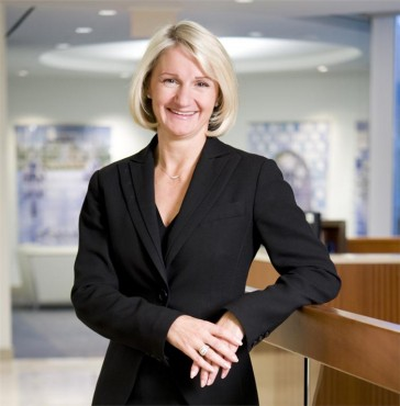 Sharon Ludlow, President and CEO, Swiss Re Canada
