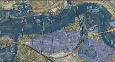 Image 2 - 100-year flood footprint for Alberta