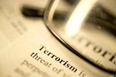 Risk-terrorism defined