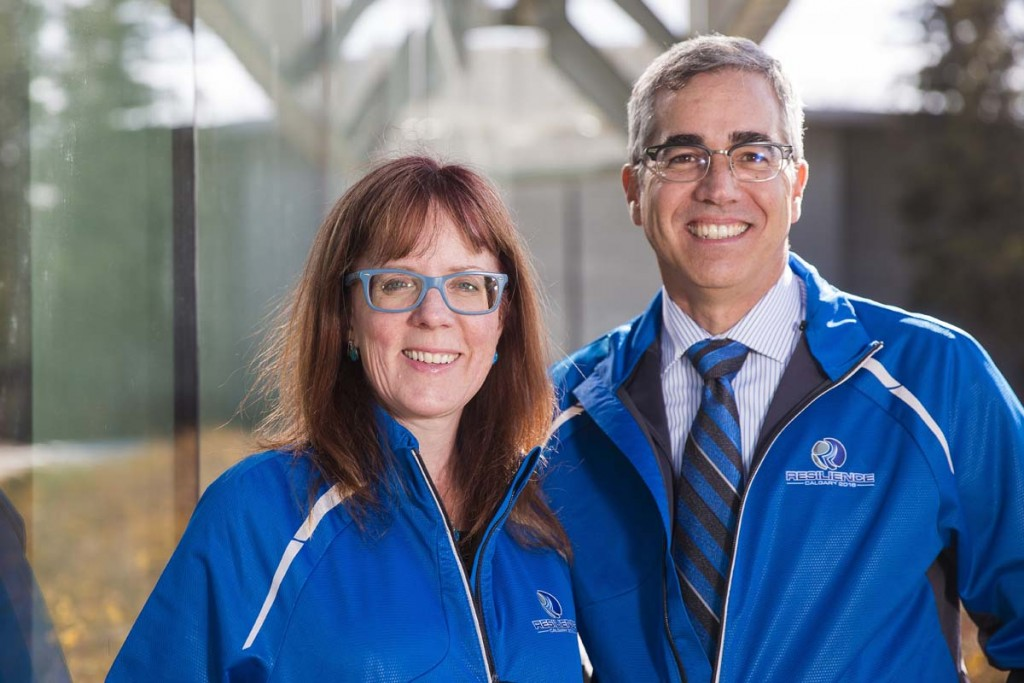 Janet Stein and Phil Corbeil, RIMS Conference Canada co-chairs