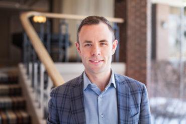 Chris Van Kooten, Economical Insurance's senior vice president and chief underwriting officer