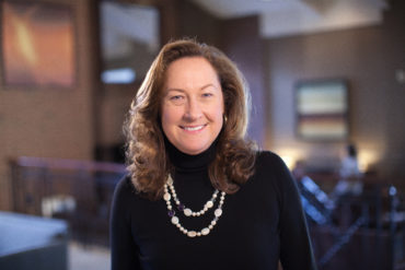 Karen Gavan, president and chief executive officer of Waterloo, Ont.-based Economical Insurance