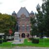 Ontario legislature at Queen