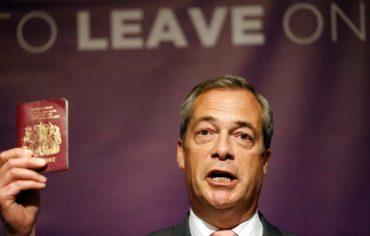 Britain EU UKIP