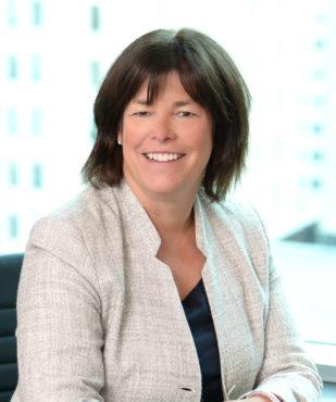 Kristy Carscallen, Canadian managing partner, audit for KPMG