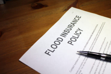 flood insurance - Flood and Water Damage