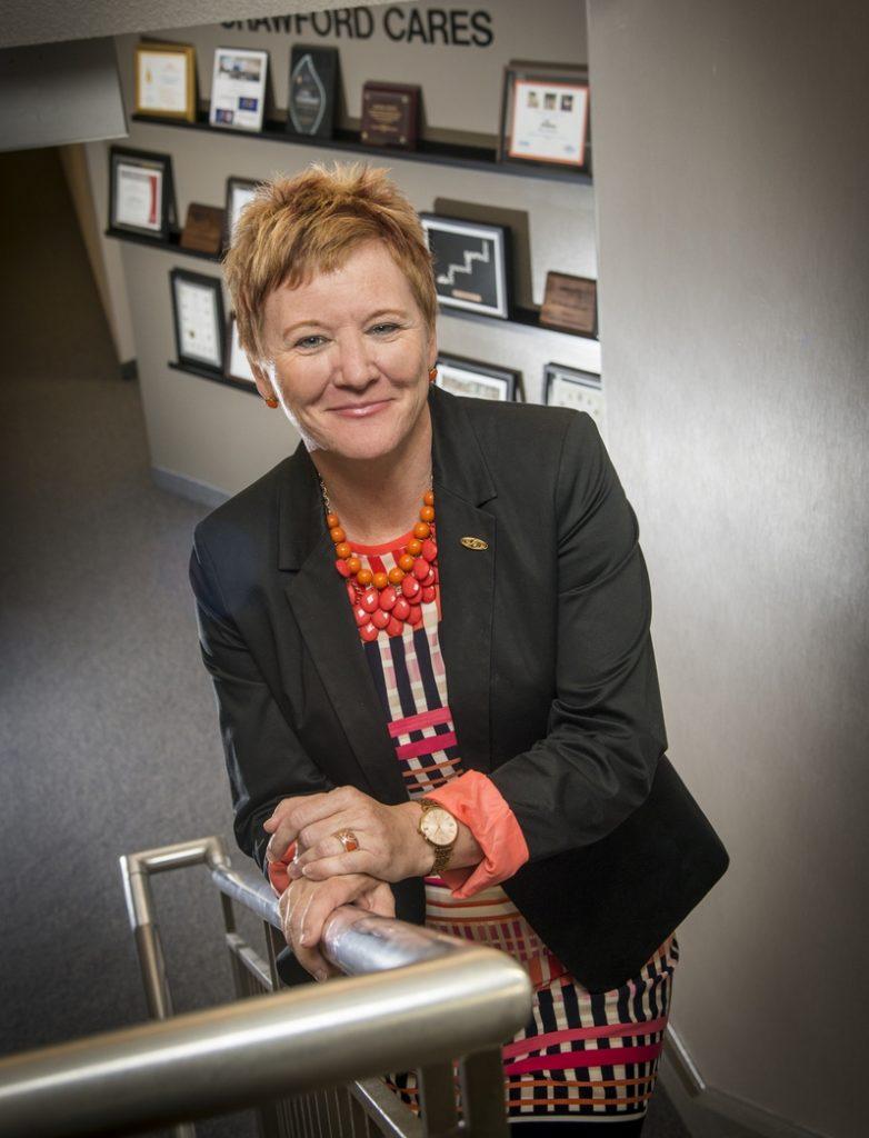 Heather Matthews, president, Canadian Independent Adjusters' Association (CIAA)