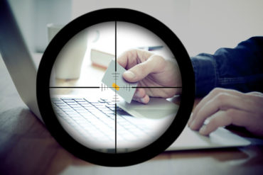Hacker Targeting Online Shoppers for Identity Theft