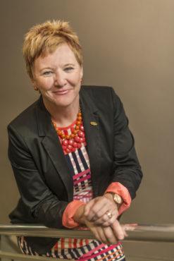 Heather Matthews, president, Canadian Independent Adjusters' Association