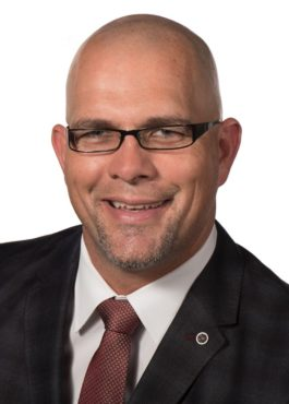 Rob Wesseling will become President & CEO of The Co-operators Group Limited on December 1, 2016 (CNW Group/The Co-operators)