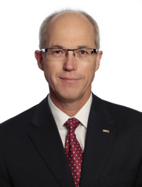 Andrew Cartmell, President and CEO of SGI