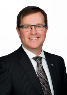 Bill Adams, vice president, Western and Pacific for Insurance Bureau of Canada
