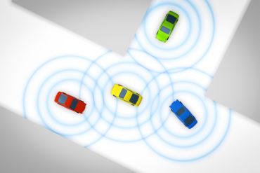 connected autonomous cars