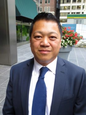 2 Albert Poon, president, Cunningham Lindsey Canada Claims Services Ltd.; former president, Canadian Independent Adjusters' Association