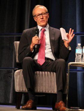 Alan Kurth, risk manager for Marsh & McLennan Companies