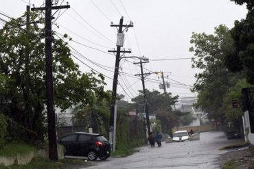 Jamaica Tropical Weather