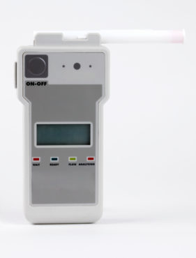 Standard Police Issued Breathalyzer
