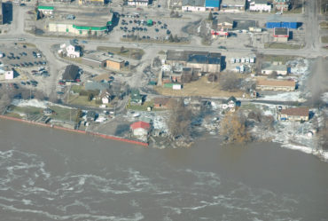 Dunnville flooding