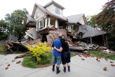 New Zealand Earthquake Survivors