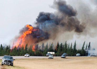 Alta Wildfires 20160507