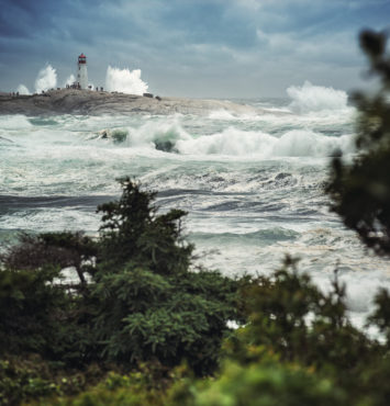Storm Chasers at the Lighthouse