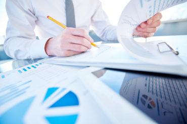 Making financial report