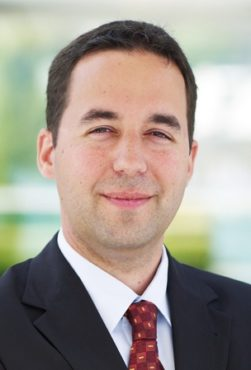 Christian Mumenthaler, Chief Executive Officer of Swiss Re Group