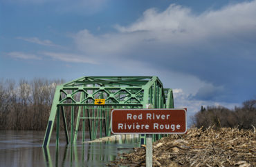 Flood Red River 2011