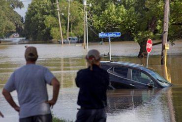 Louisiana Flooding Warming