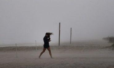 APTOPIX Hurricane Matthew North Carolina
