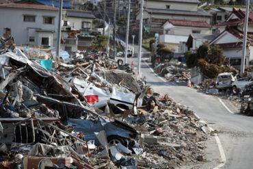 Tsunami damage of the East Japan great earthquake disaster