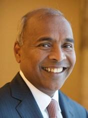 Harsha Agadi, chief executive officer of Crawford & Company