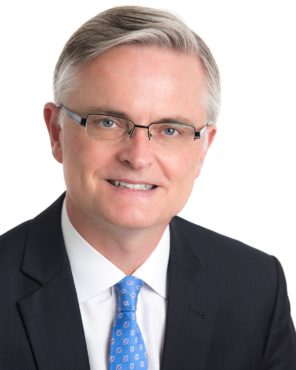 Barry Penner, Chair of ICBC's Board of Directors