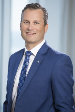 Denis Dubois, President and Chief Operating Officer of Desjardins General Insurance Group
