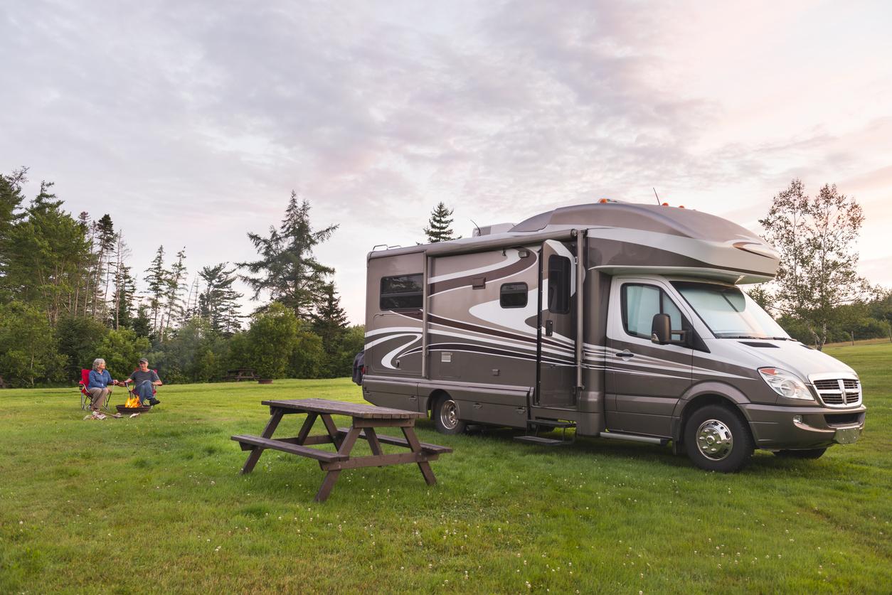 Aviva's RV adventure: insuring homes on wheels