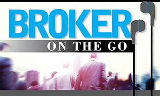 broker on the go podcast
