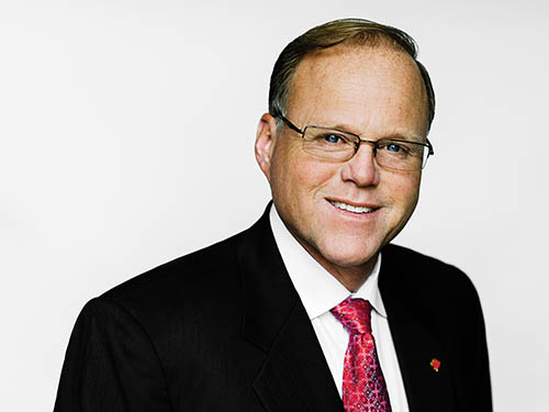 Fred Plant, President, Canadian Independent Adjusters' Association
