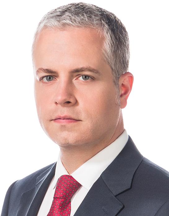 Chris McKibbin, partner, Fidelity Practice Group, Blaney McMurtry LLP