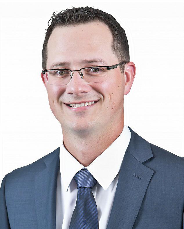 Timothy Zimmerman, vice president, Collins Barrow Toronto Valuations