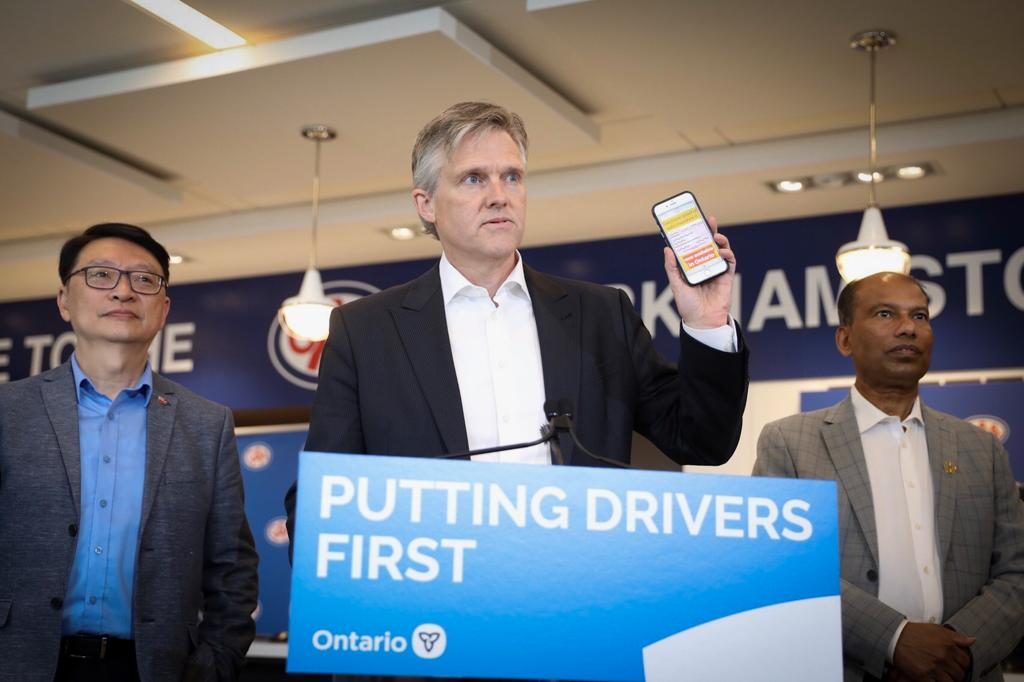 Ontario approves electronic proof of auto insurance ...