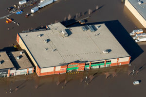Ice jam that caused flooding, evacuation in Fort McMurray melting
