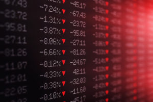 Can Canada's P&C industry withstand the 20% stock market drop?
