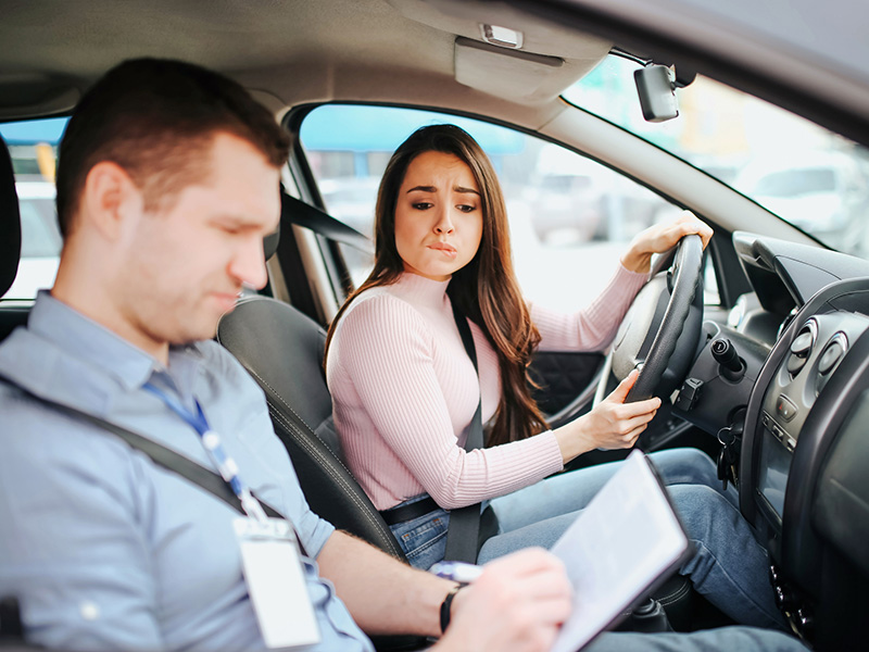 How To Ensure Social Distancing While Road Testing Drivers