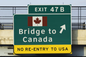 Frustration grows with no apparent end in sight for Canada U.S. border ban