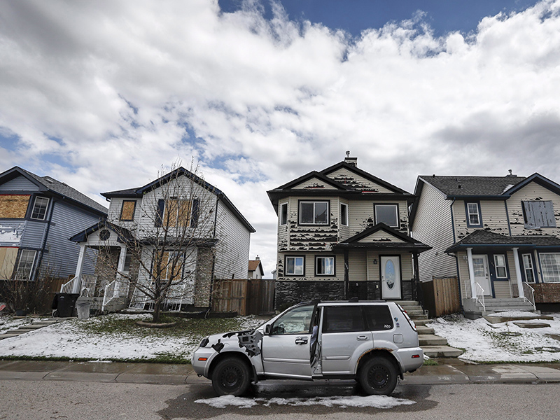 Public Reaction To Insurers Could Get Ugly After Calgary Hail